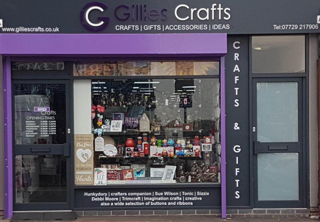 Crafters Companion Demo Day