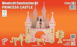 Woodcraft Construction Kits