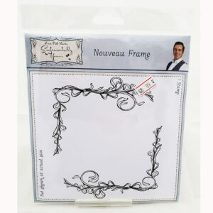 Phil Martin Nouveau Frame stampSYR023