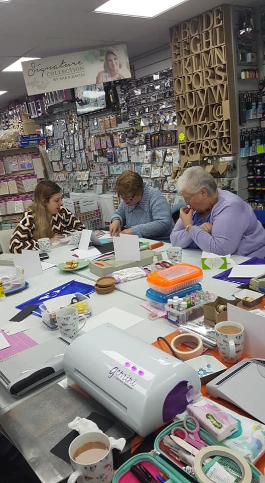 Gillies Crafts | Crafts | Gifts | Accessories Ellesmere port