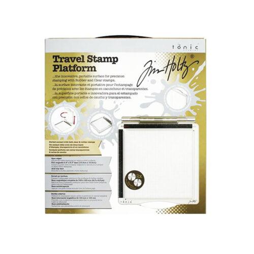Travel Stamping Platform
