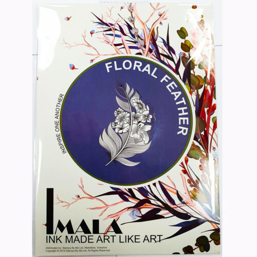 Imala Floral Feather