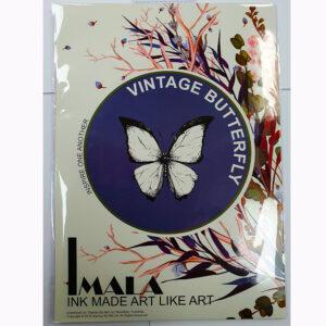 Imala Vintage Butterfly