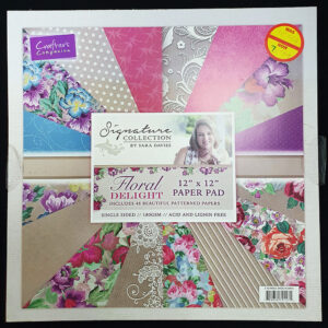 Crafters Companion Foral Delight