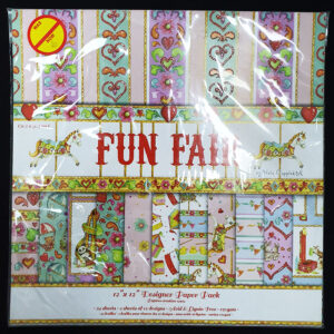 Helz Couppleditch Fun Fair Paper Pad