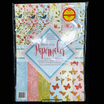 Papermake A4 Paper Pad Botanical
