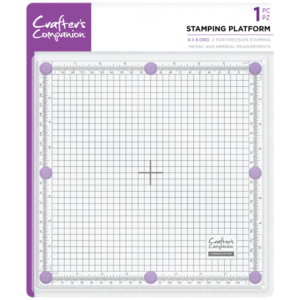 Crafters Companion Stamping Platform
