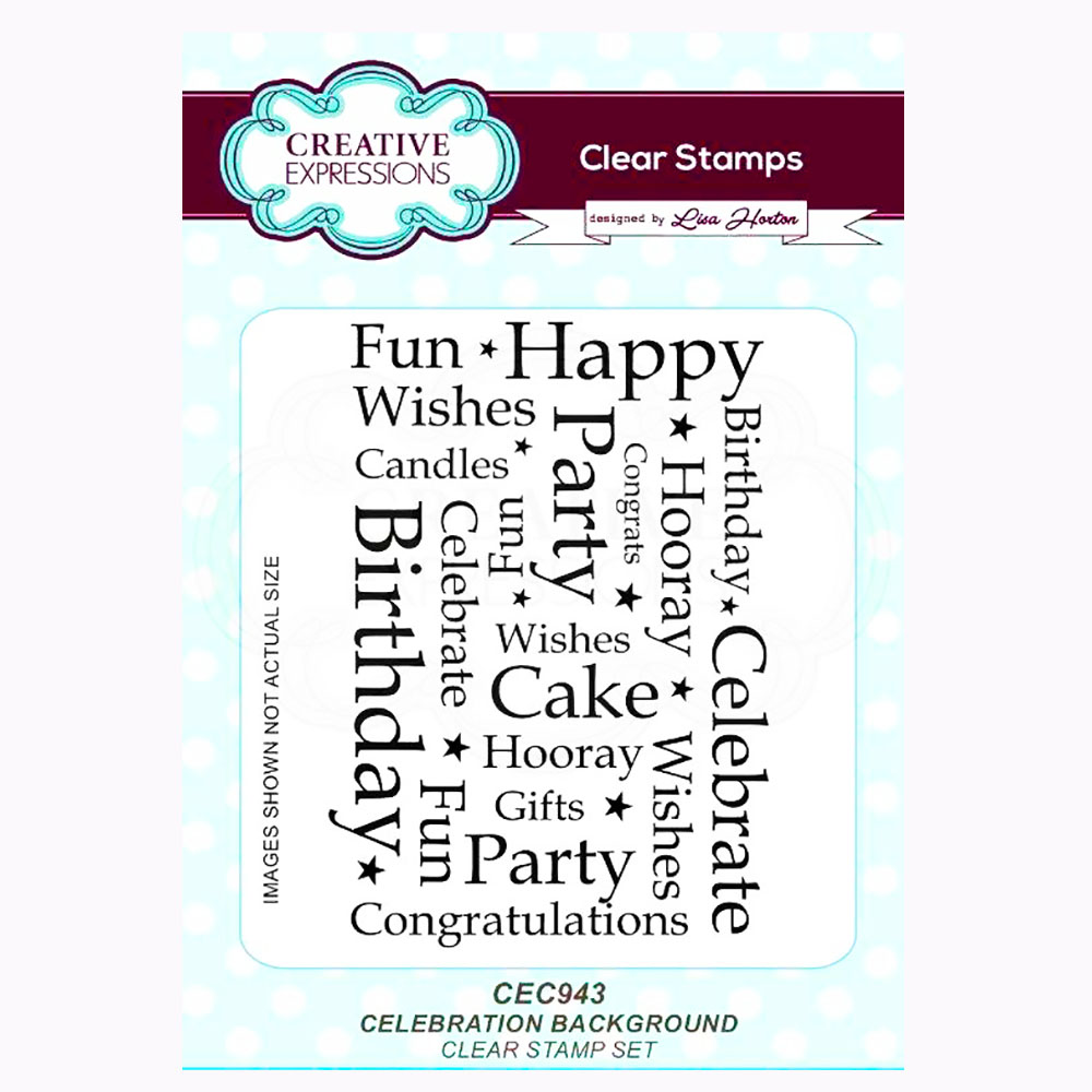 Celebration Stamp