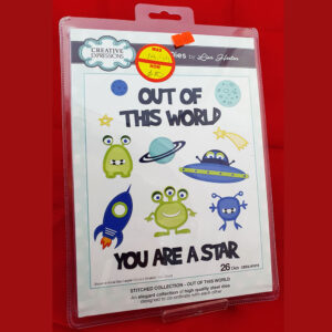 Lisa Horton – Stitched Collection Die Out Of This World