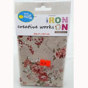 Craft fabric Roses