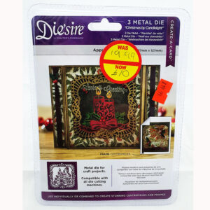 Create A Card Christmas By Candlelight-DS-CADX-CBC