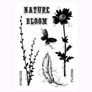 Blooming Nature Stamp