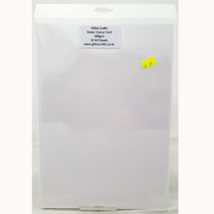 Gillies Crafts-Water colour card 280gsm