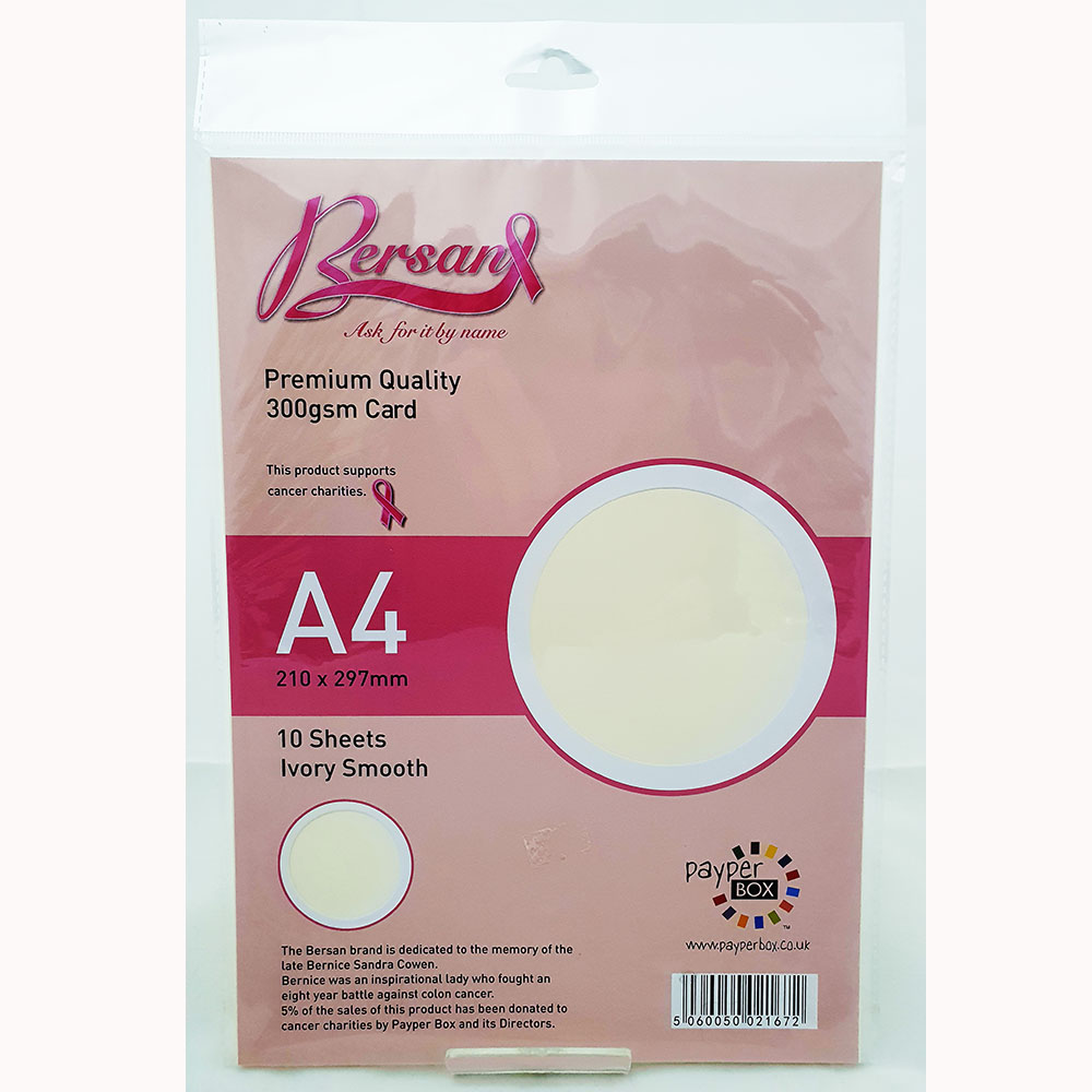 Bersan Ivory Smooth