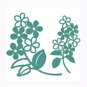 Kaiserkrafts - Pretty Florals Die
