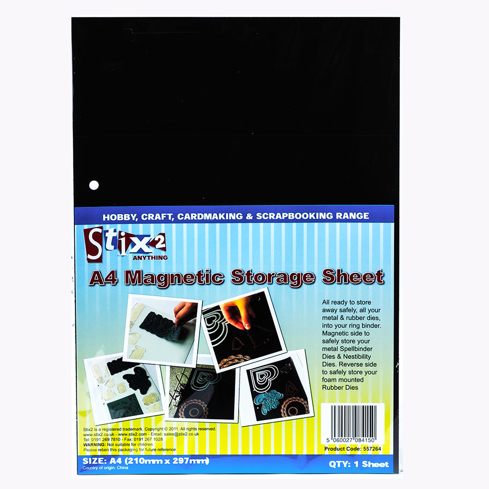 Stix2 A4 Magnetic Storage Sheet