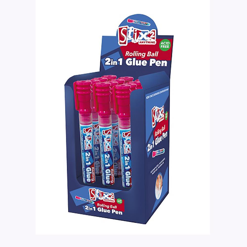 Stix2 2 In 1 Glue Pen