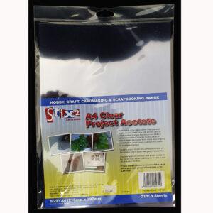 Stix2 A4 Acetate-s57131