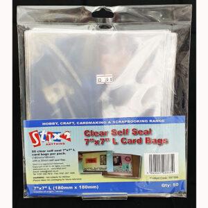 Stix2 Cello Bags 7 x 7-s57399