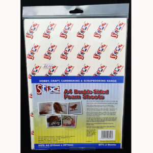 Stix2 Double Sided Foam Sheets-s57182