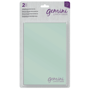 Gemin Jr Double sided cutting Plate
