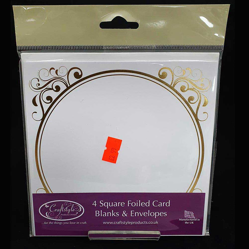 Craftstyle-Square-Foiled-Cards-&-Envelopes