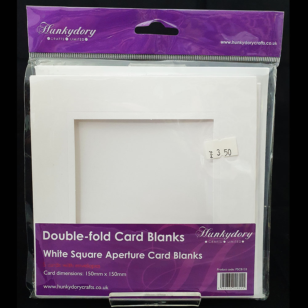 Double Fold Cards