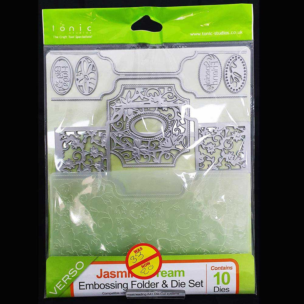 Tonic-Jasmine-Dream-Die-&-Embossing-Folder