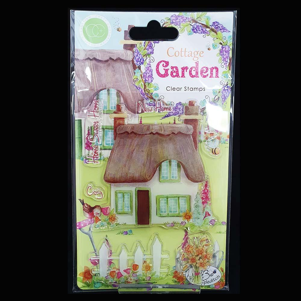 Cottage-Garden-Clear-Stamp
