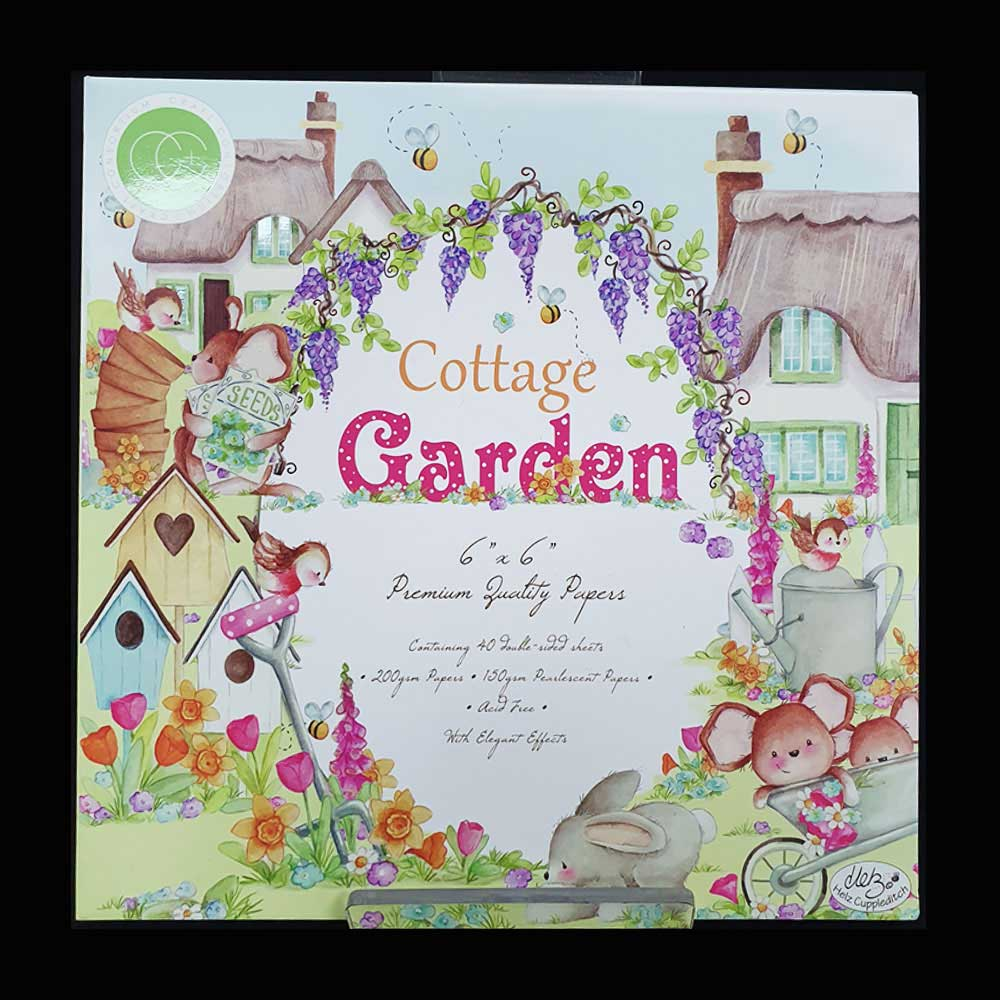 Cottage-garden-6x6-paper-pad
